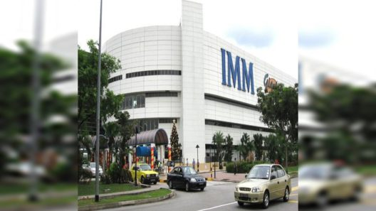 IMM Shopping Mall