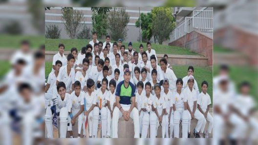 Yuvraj Singh Center of Excellence