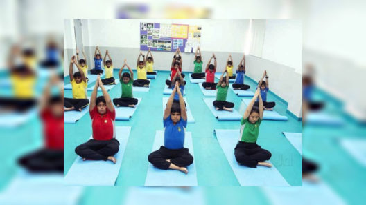 Sai yoga School