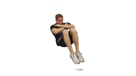 Bent-Knee Sit-Up Exercise