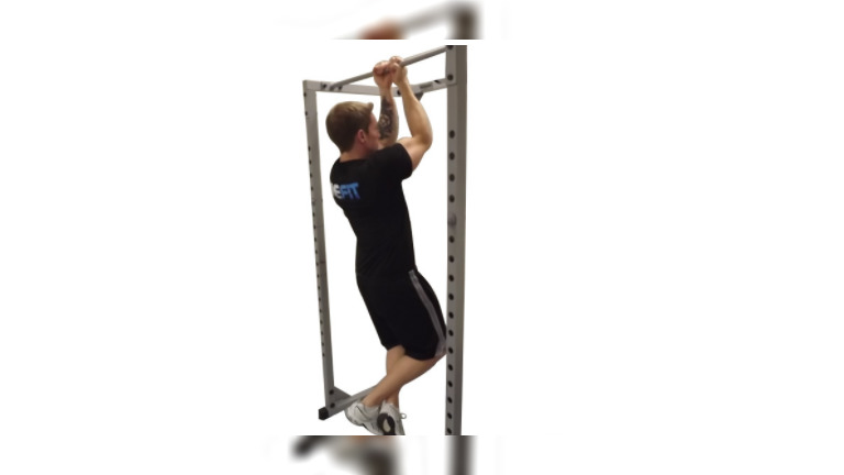 Close Grip Chin Ups