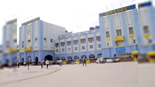 Secunderabad Junction Railway Station