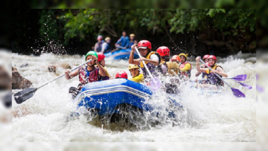 Siam River Adventures Whitewater Rafting