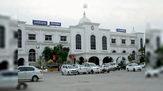 Vijayawada Junction Railway Station