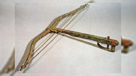 Crossbow (Chinese Invention)