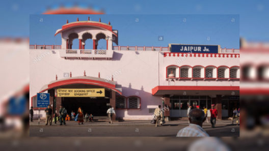 Jaipur Junction Railway Station