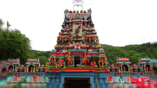 Murugan Temple