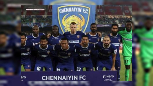 Chennaiyin FC - ISL Football Team