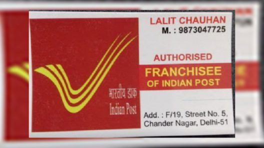 India Post Office Franchise