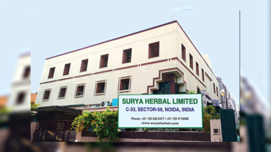 Surya Herbal Limited