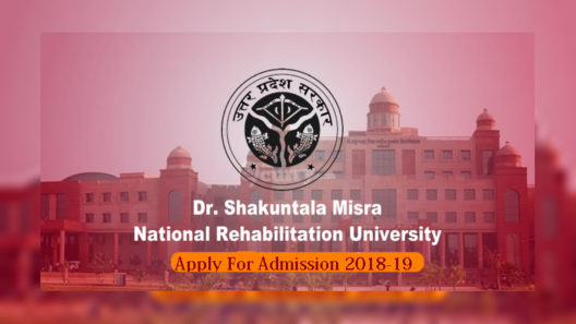 Dr. Shakuntala Misra National Rehabilitation University