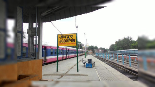 Jodhpur Junction Railway Station