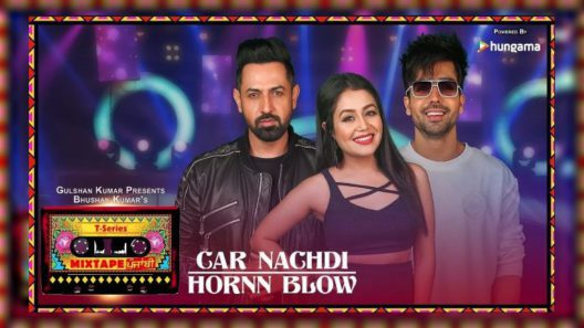 Car Nachdi Hornn Below