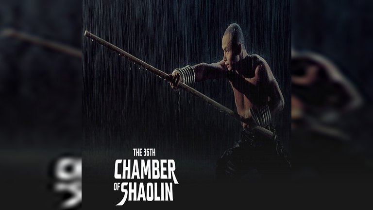 The 36th Chamber of Shaolin