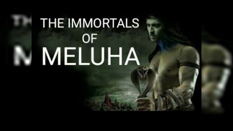 The Immortals of Meluha – The Shiva Trilogy