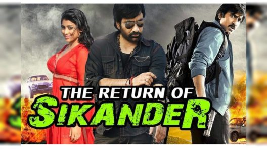 The Return Of Sikander