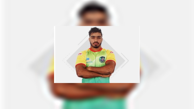 Mohit Kabaddi Player