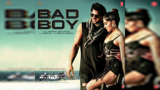 Bad Boy Saaho Song Lyrics