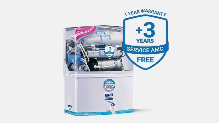 KENT Grand 8-Litres Wall-Mountable Water Purifier