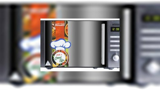 Mitashi 20 L Convection Microwave Oven  (MiMW20C8H100)
