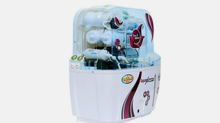 R. K. Aqua Fresh India Zx14Stage 15 Liters RO