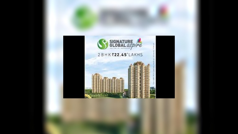 Signature Global Aspire Sector-95, Gurugram