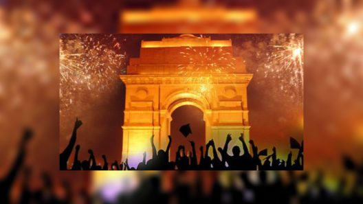 Delhi –  Best Places to Celebrate New Year Party