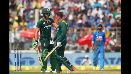 South Africa vs India