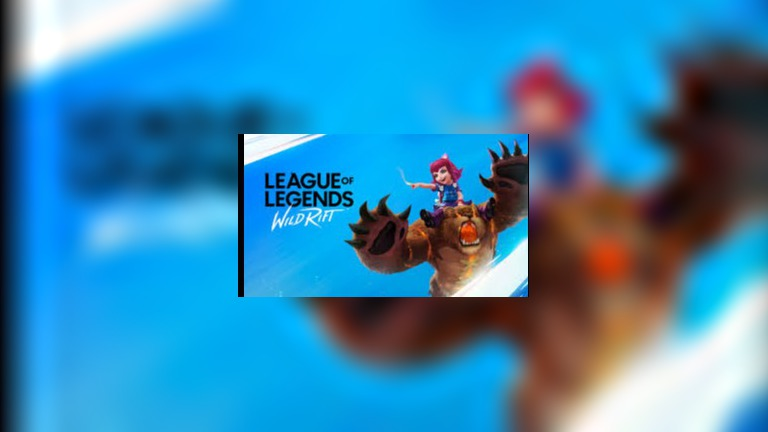 Leaugue of legends: wild rift
