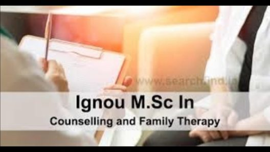 M.Sc in Counseling and Family Therapy