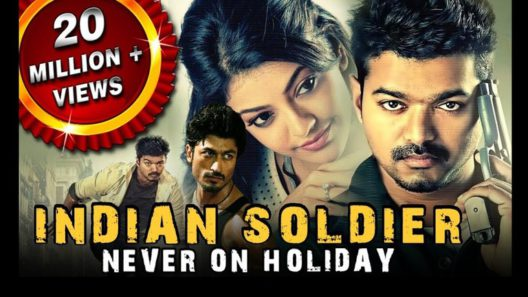 Indian Soldier Never On Holiday (Thupakki)