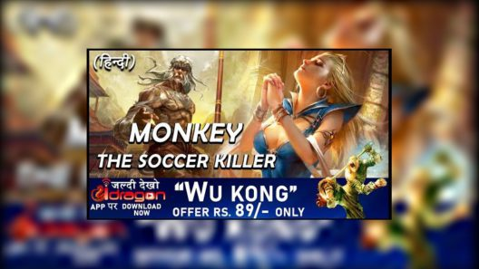 Monkey The Soccer Killer