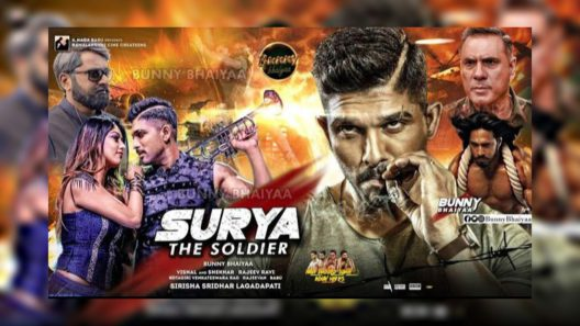 Surya The Brave Soldier (Naa Peru Surya, Naa Illu India)