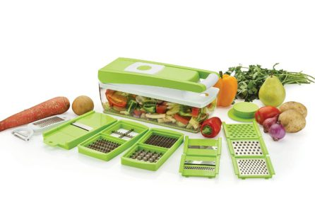 Multipurpose Vegetable and Fruit Cutter